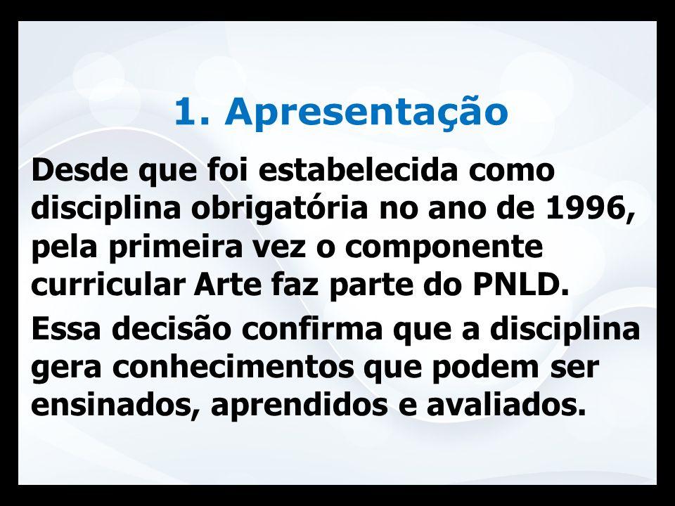 1. Apresentação