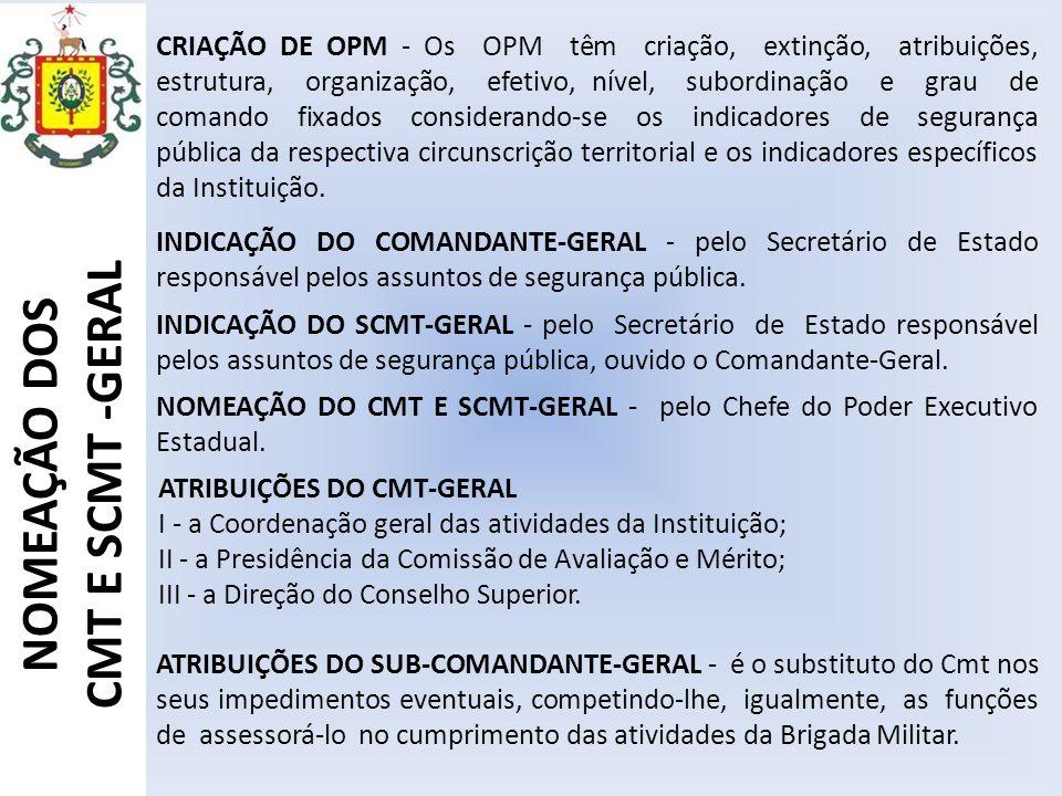 CMT E SCMT -GERAL NOMEAÇÃO DOS
