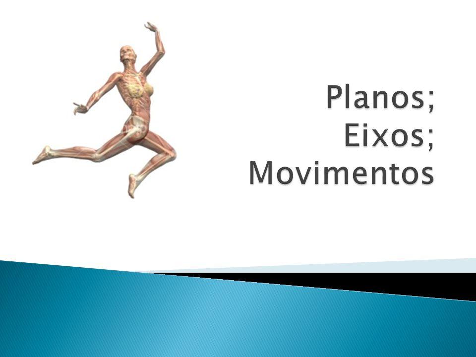 Planos; Eixos; Movimentos