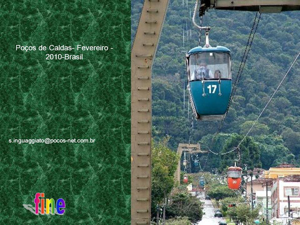 Poços de Caldas- Fevereiro -2010-Brasil