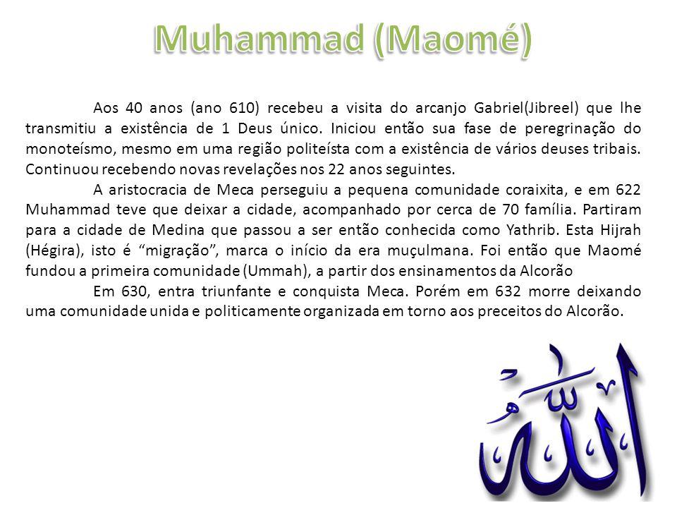 Muhammad (Maomé)