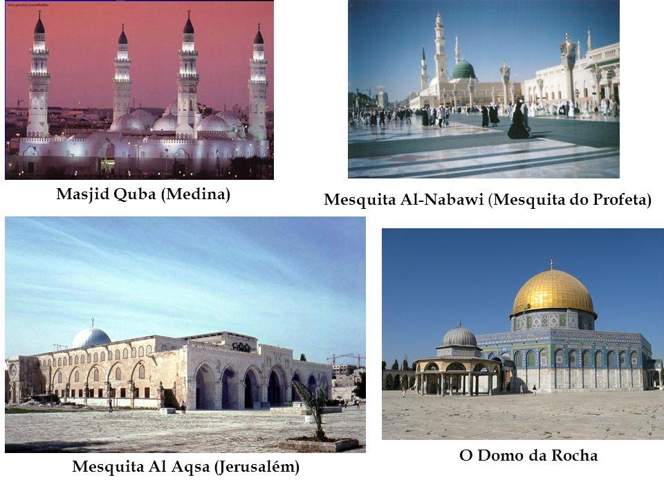 Mesquita Al-Nabawi (Mesquita do Profeta)