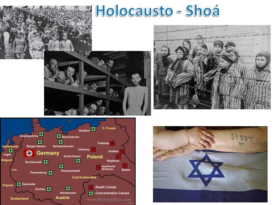 Holocausto - Shoá
