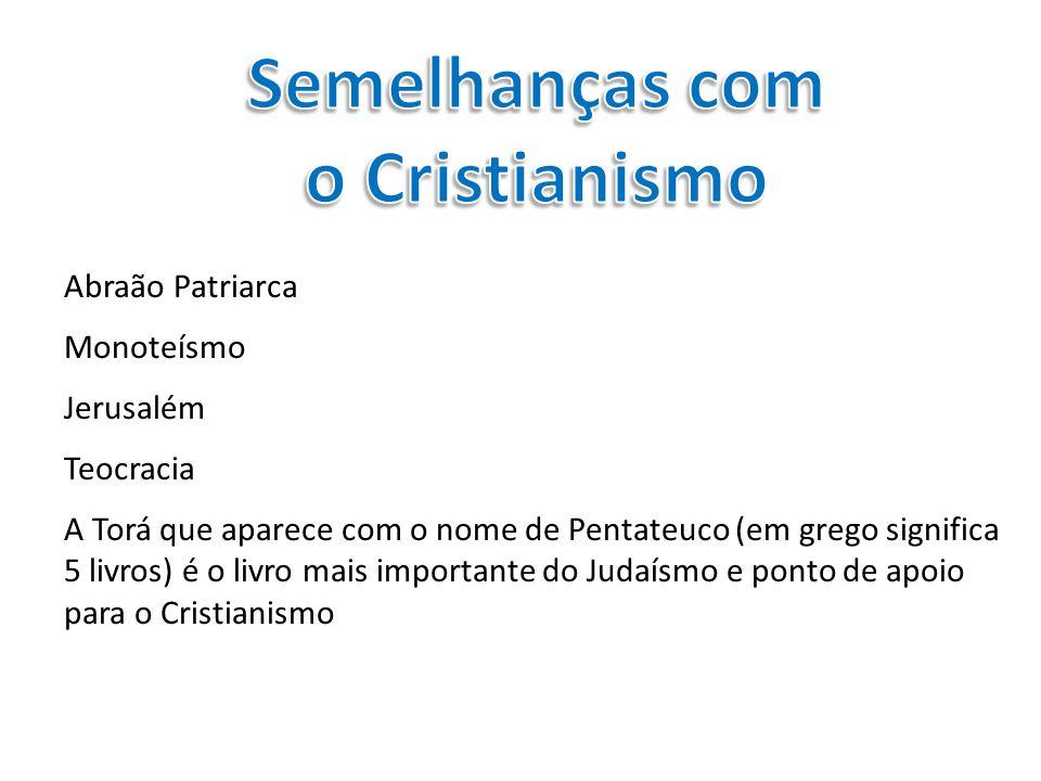 Semelhanças com o Cristianismo
