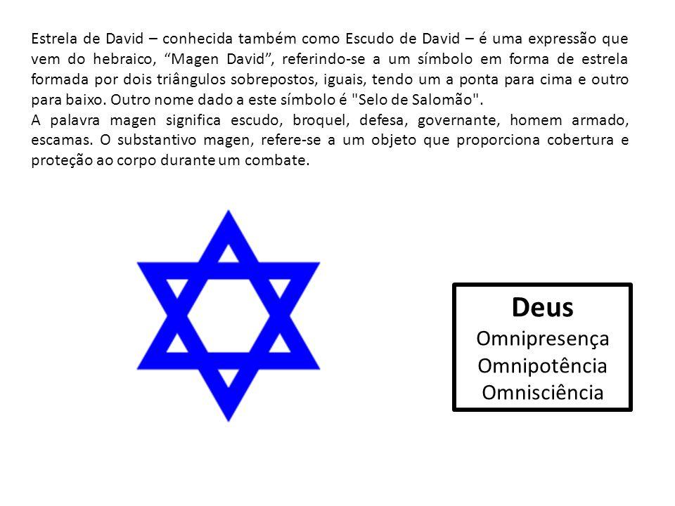 Deus Omnipresença Omnipotência Omnisciência