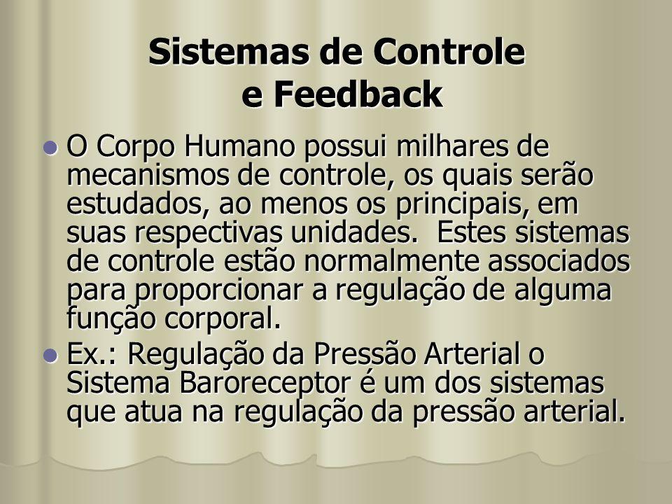 Sistemas de Controle e Feedback