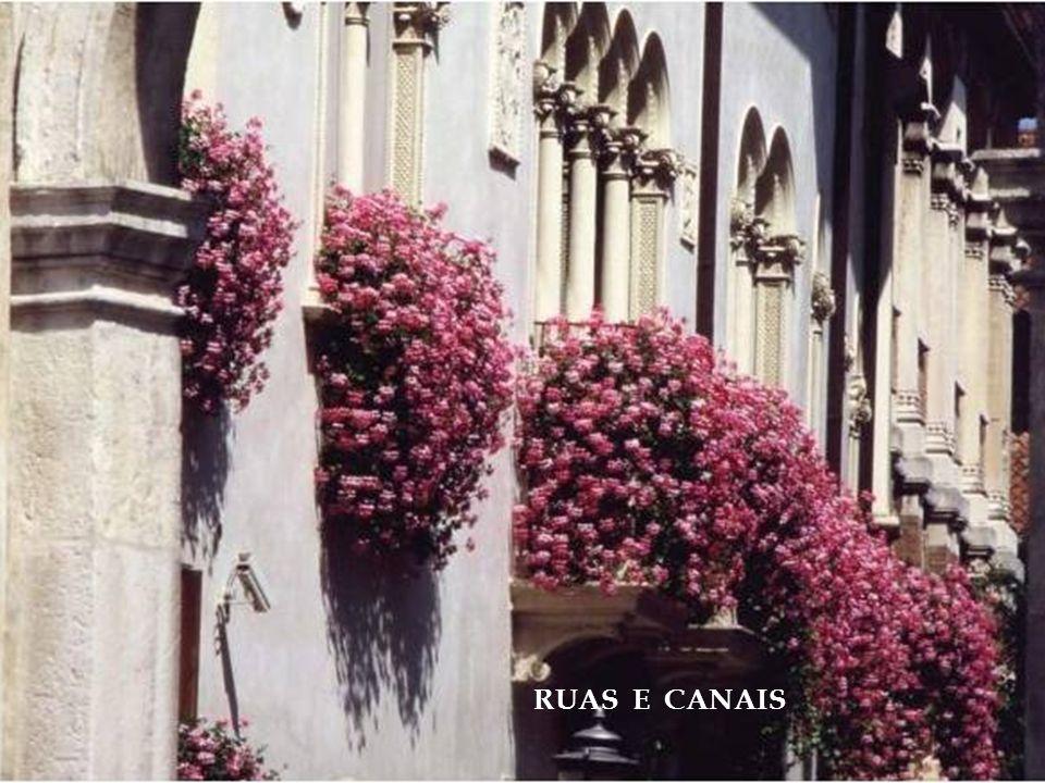 RUAS E CANAIS