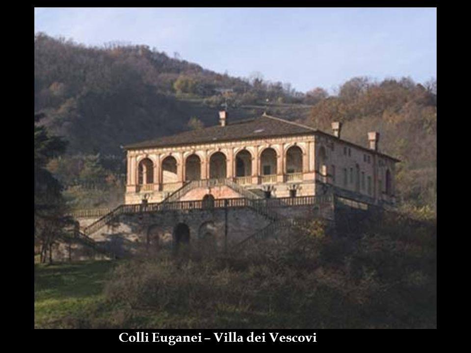 Colli Euganei – Villa dei Vescovi