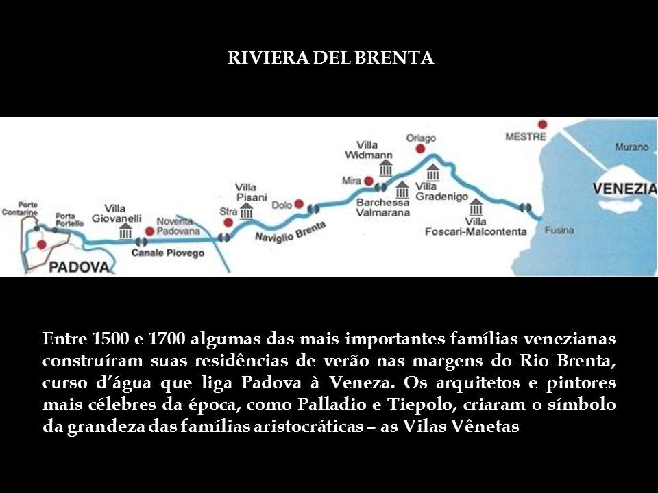 RIVIERA DEL BRENTA