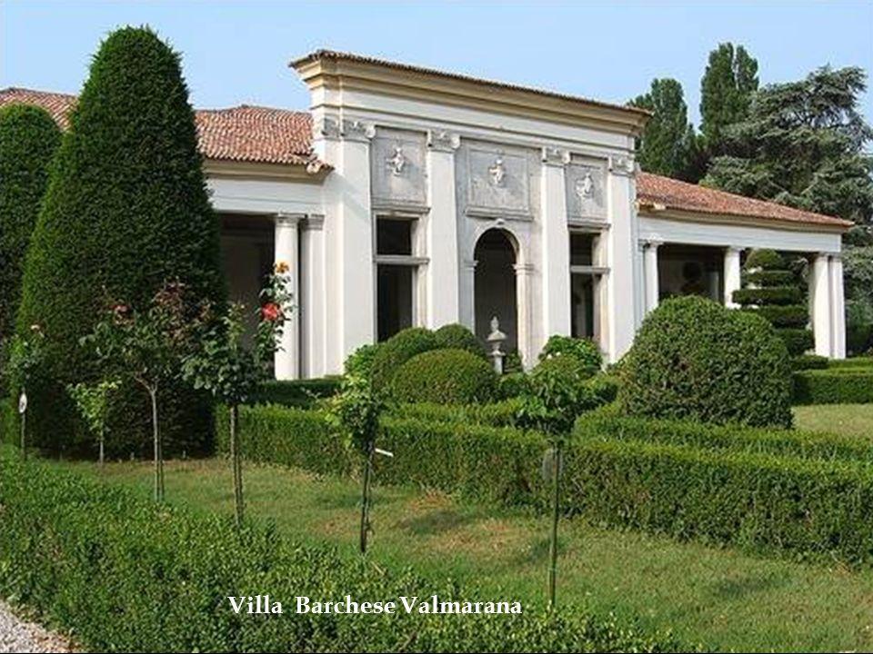 Villa Barchese Valmarana