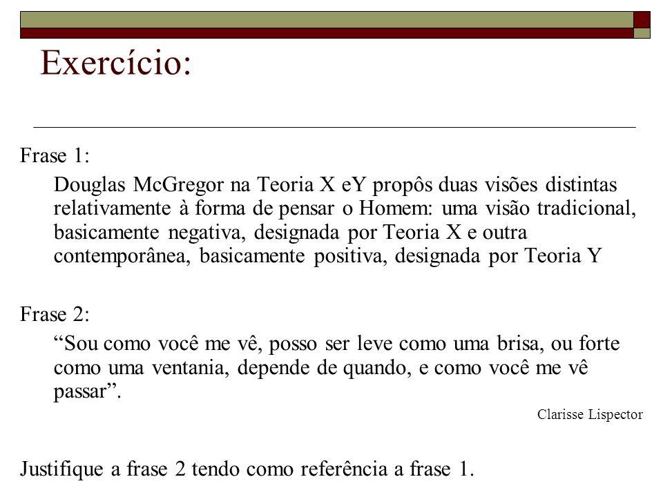 Douglas Mc Gregor E A Teoria X E Y