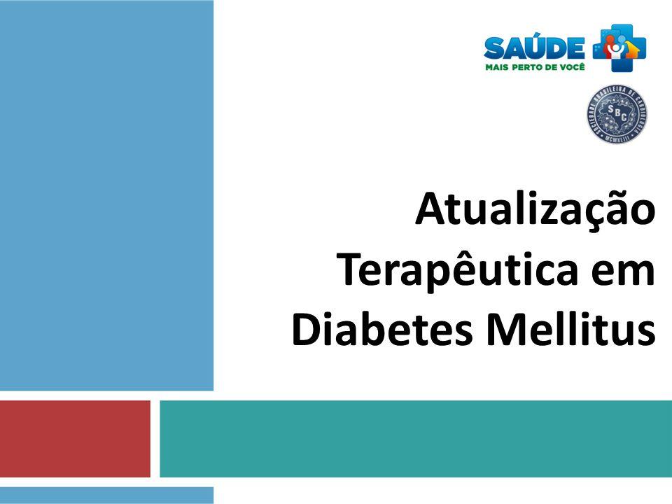 Atualização Terapêutica em Diabetes Mellitus