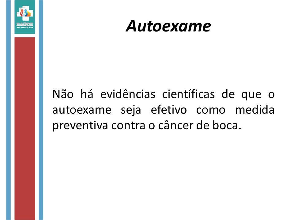 Como Va Boca: Câncer Bucal.