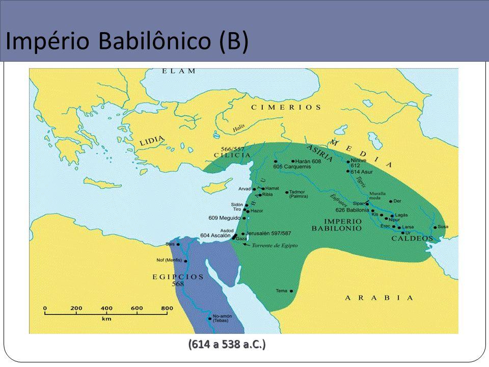 Império Babilônico (B)