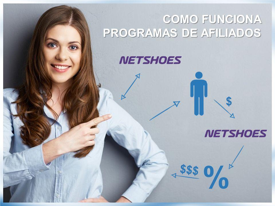 COMO FUNCIONA PROGRAMAS DE AFILIADOS $ % $$$