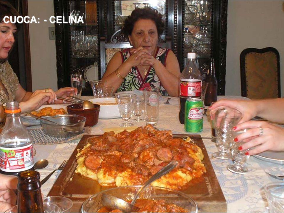 CUOCA: - CELINA