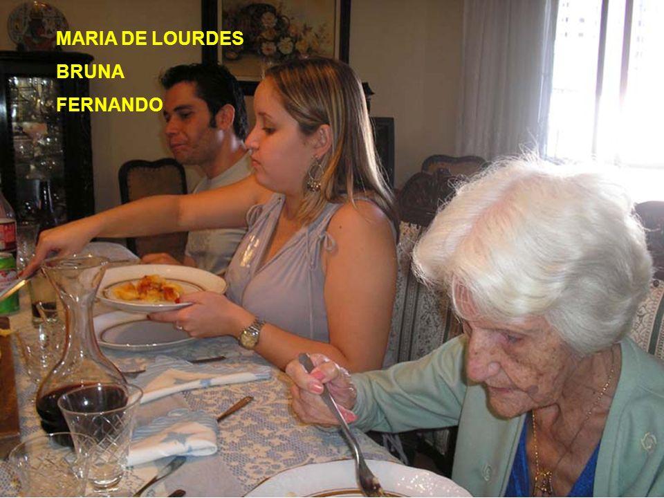MARIA DE LOURDES BRUNA FERNANDO