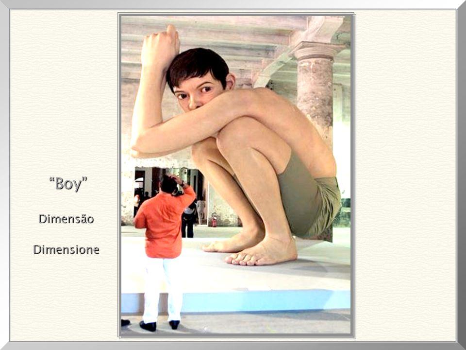 Boy Dimensão Dimensione