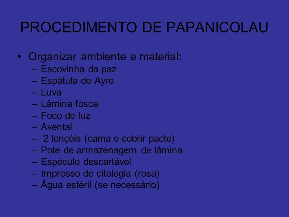 Requisicao de exame citopatologico colo do utero pdf