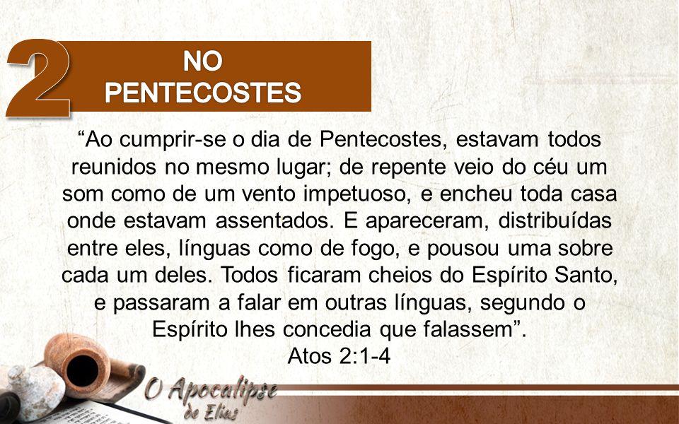 2 No. Pentecostes.