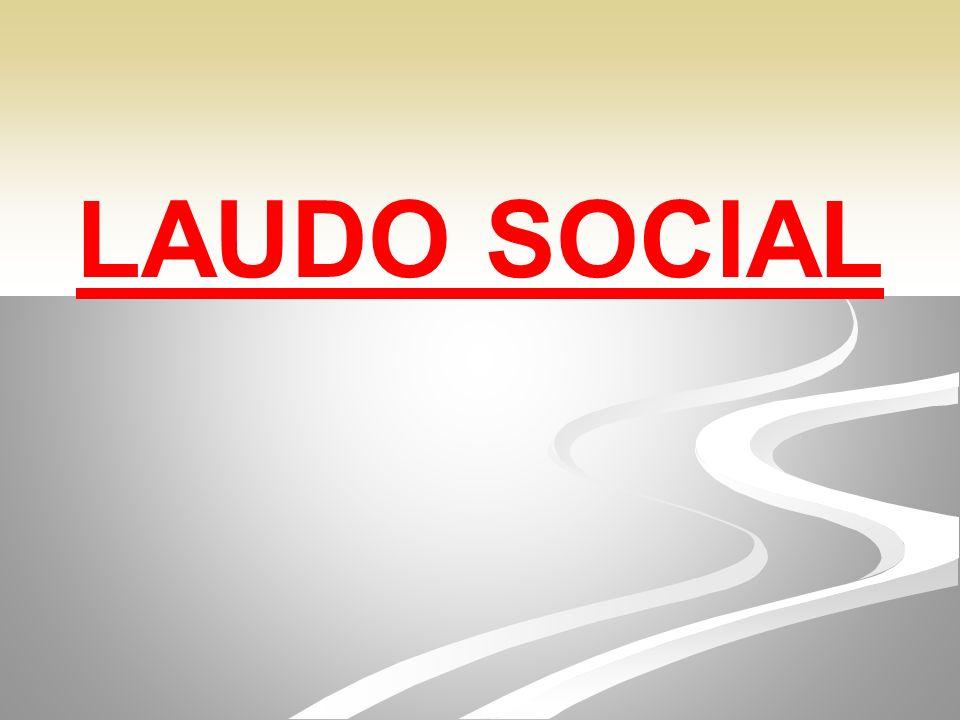 LAUDO SOCIAL