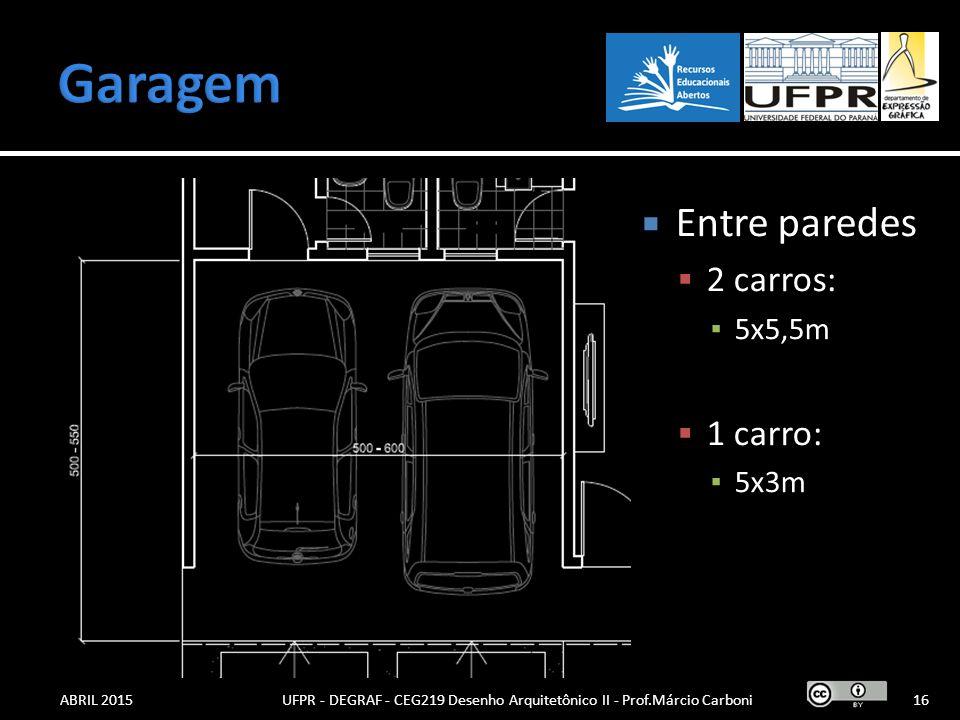 Garagem Para 2 Carros Ap51 Ivango