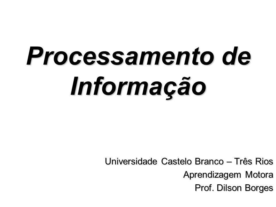 Processamento de Informação