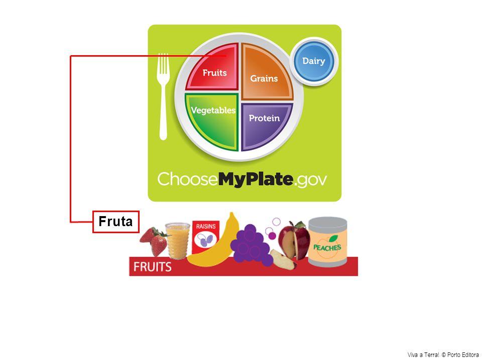 Fruta Viva a Terra! © Porto Editora