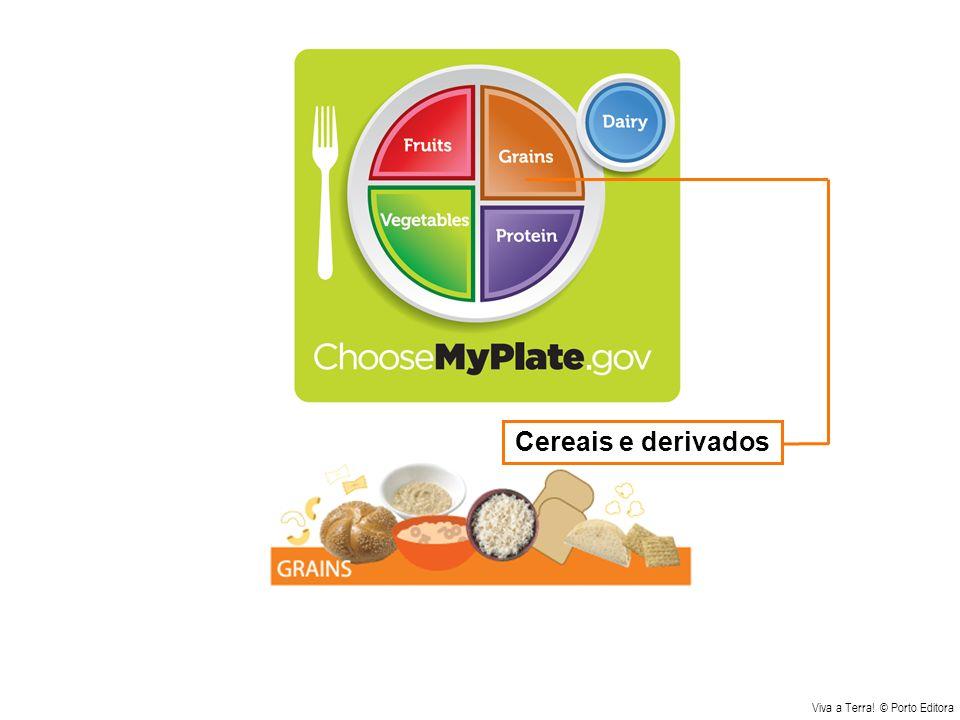 Cereais e derivados Viva a Terra! © Porto Editora