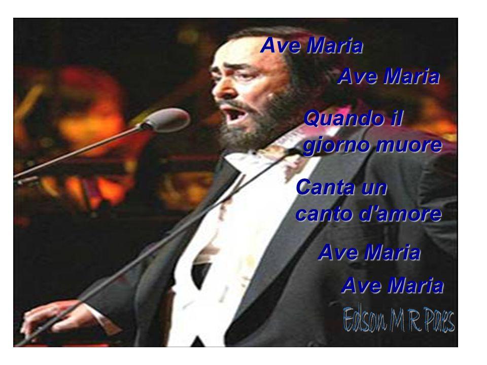 Edson M R Paes Ave Maria Ave Maria Quando il giorno muore Canta un