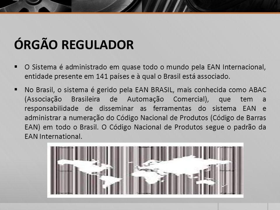 ÓRGÃO REGULADOR