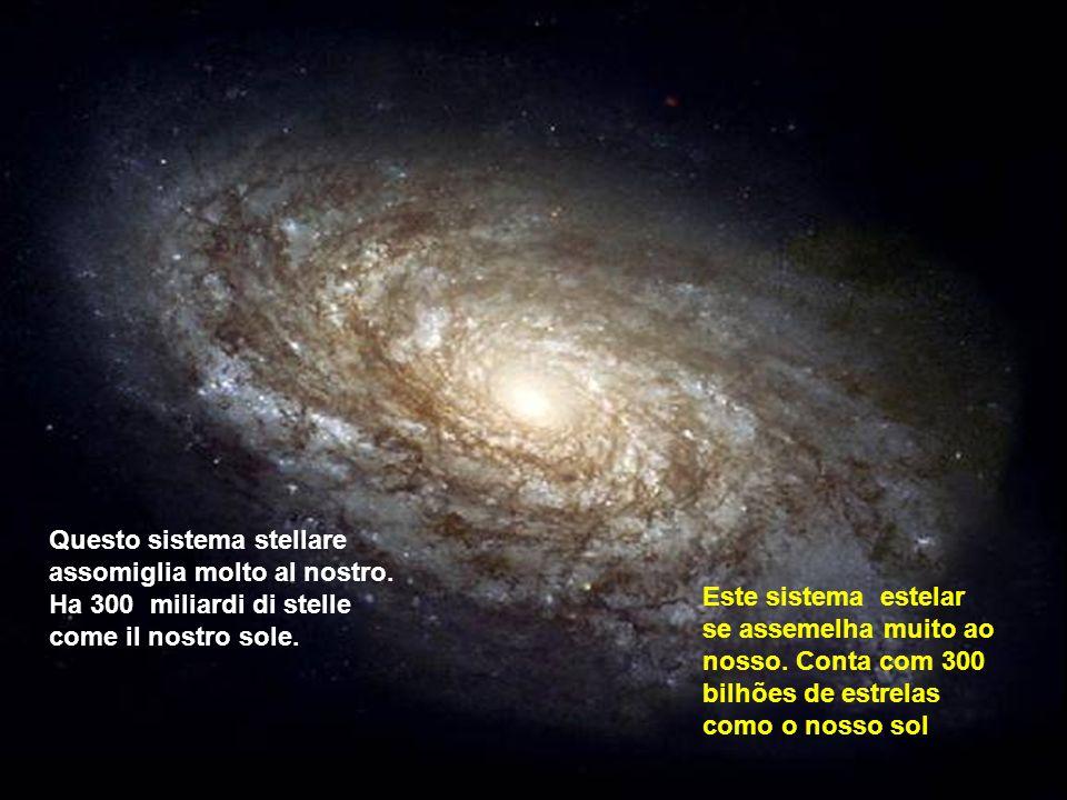 Questo sistema stellare assomiglia molto al nostro