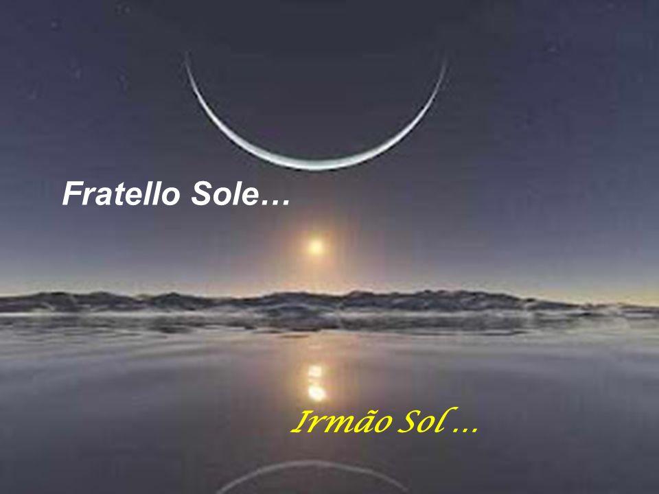 Fratello Sole… Irmão Sol …