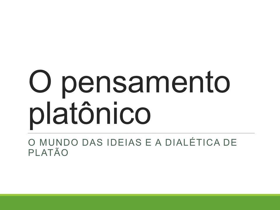 Ideias De Platão ~ REVISÃO ENEM FILOSOFIA ppt carregar