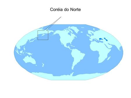 Coréia do Norte.