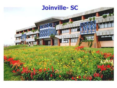 Joinville- SC.
