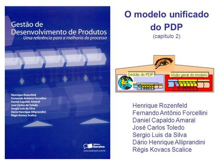 O modelo unificado do PDP