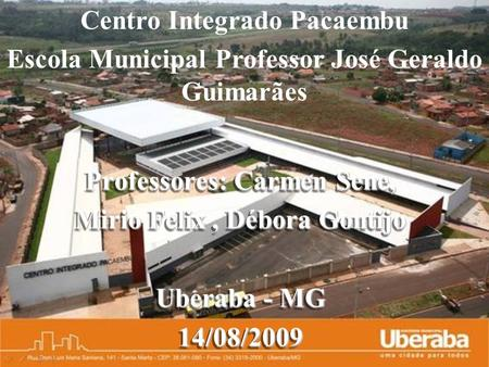 Centro Integrado Pacaembu