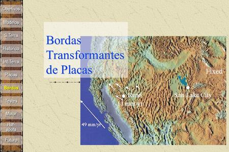 Bordas Transformantes de Placas