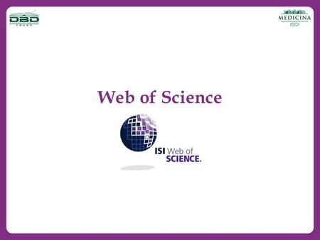 Web of Science.