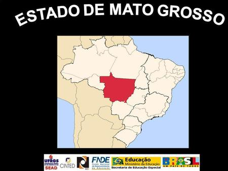 ESTADO DE MATO GROSSO.