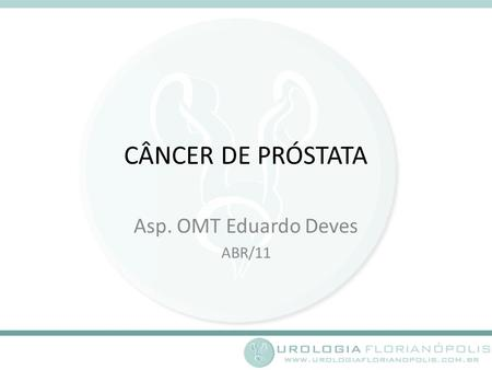 Asp. OMT Eduardo Deves ABR/11