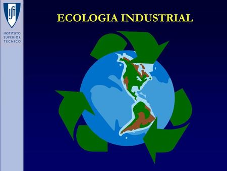 ECOLOGIA INDUSTRIAL.