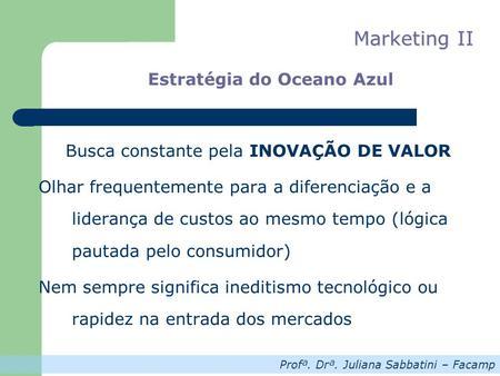 """5ec554c72af0e Intro """"Estratégia do Oceano Azul"""". - ppt carregar"""