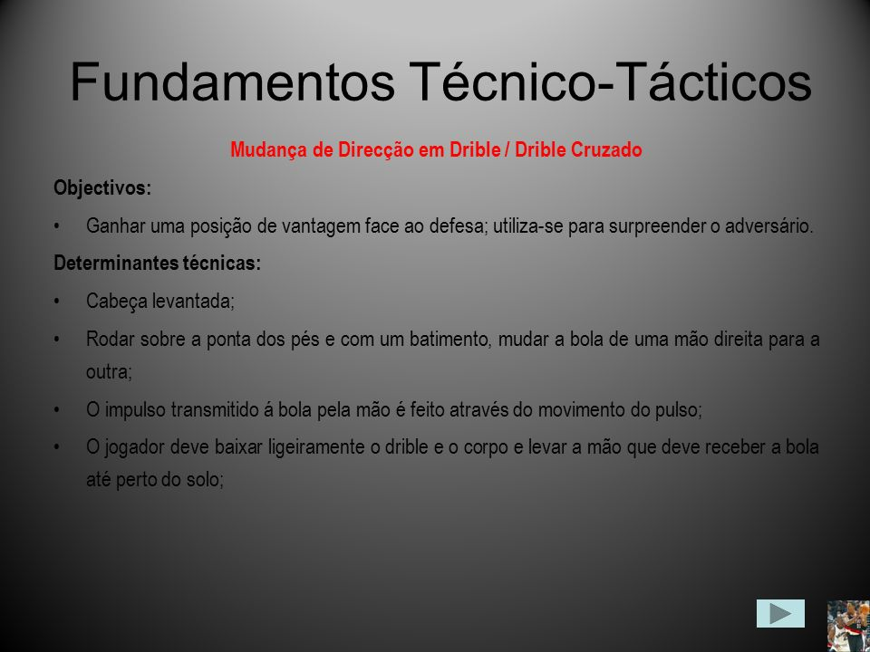 FUNDAMENTOS TÉCNICO-TÁCTICOS CARACTERIZAÇÃO DA BASQUETEBOL - ppt ... 812f8835505c9