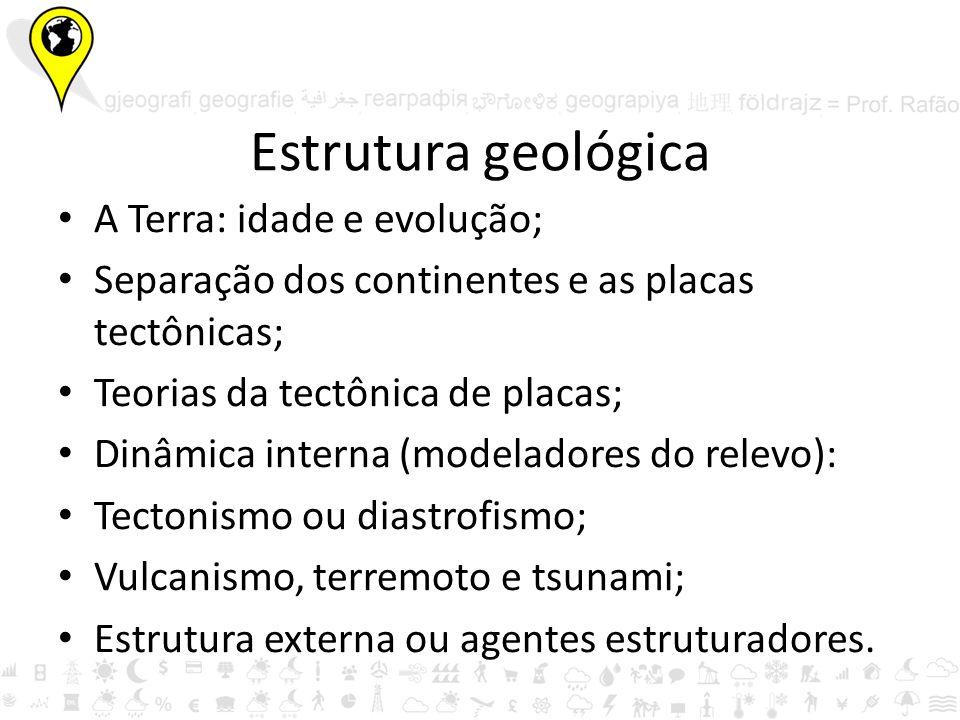 Estrutura Geológica Da Terra Ppt Carregar