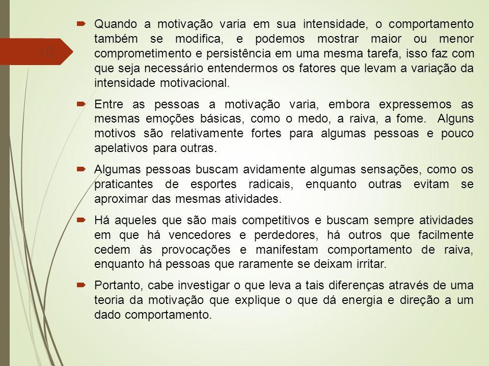 MOTIVAÇÃO E EMOÇÃO. - ppt video online carregar 0e80bd723a33c