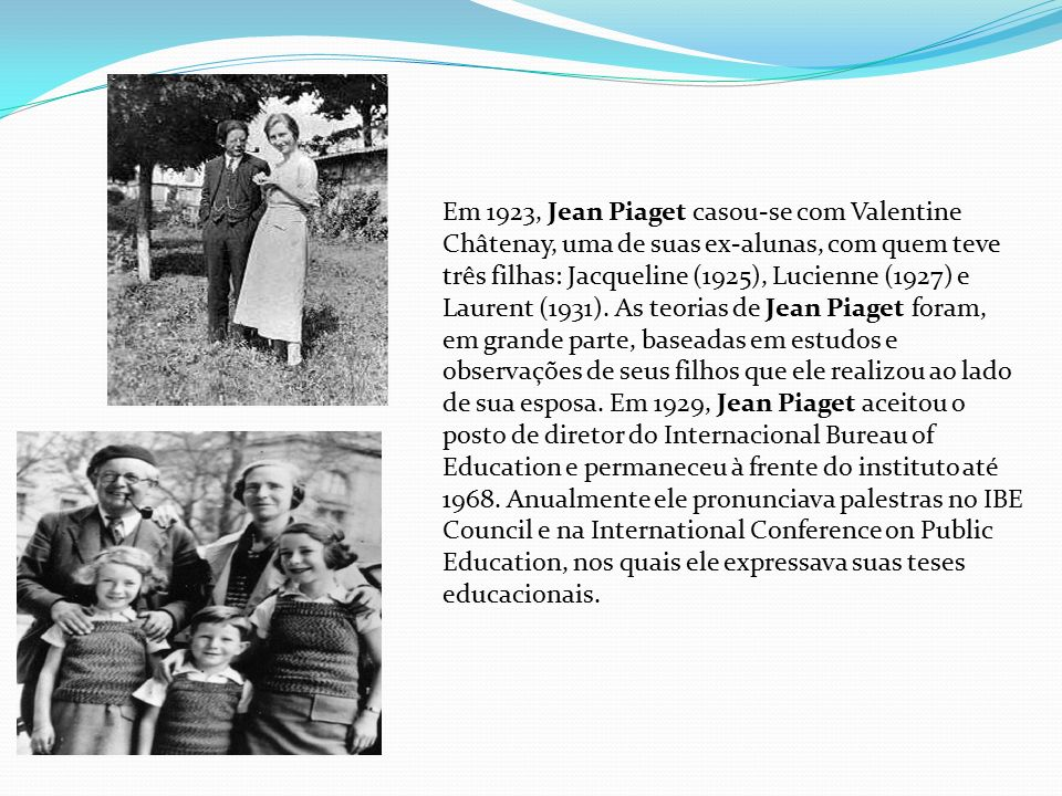 lucienne piaget