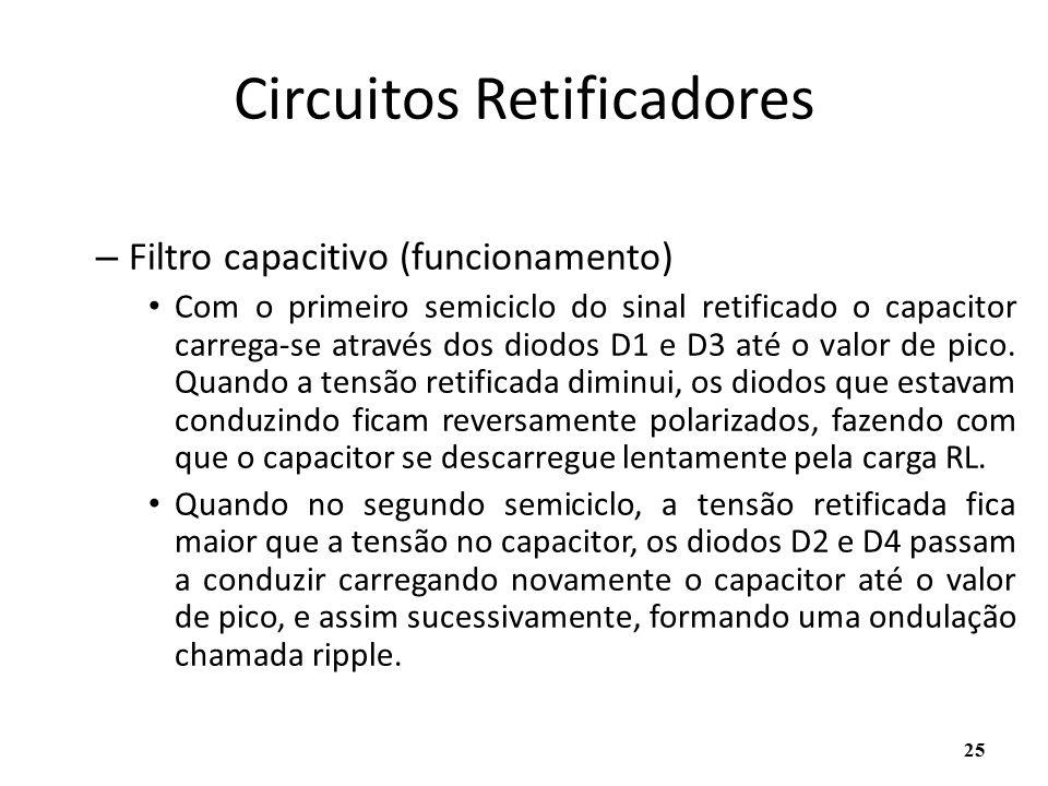 38bac0161fd72 Aula 2 – Diodo retificador prof  Elói Fonseca - ppt carregar