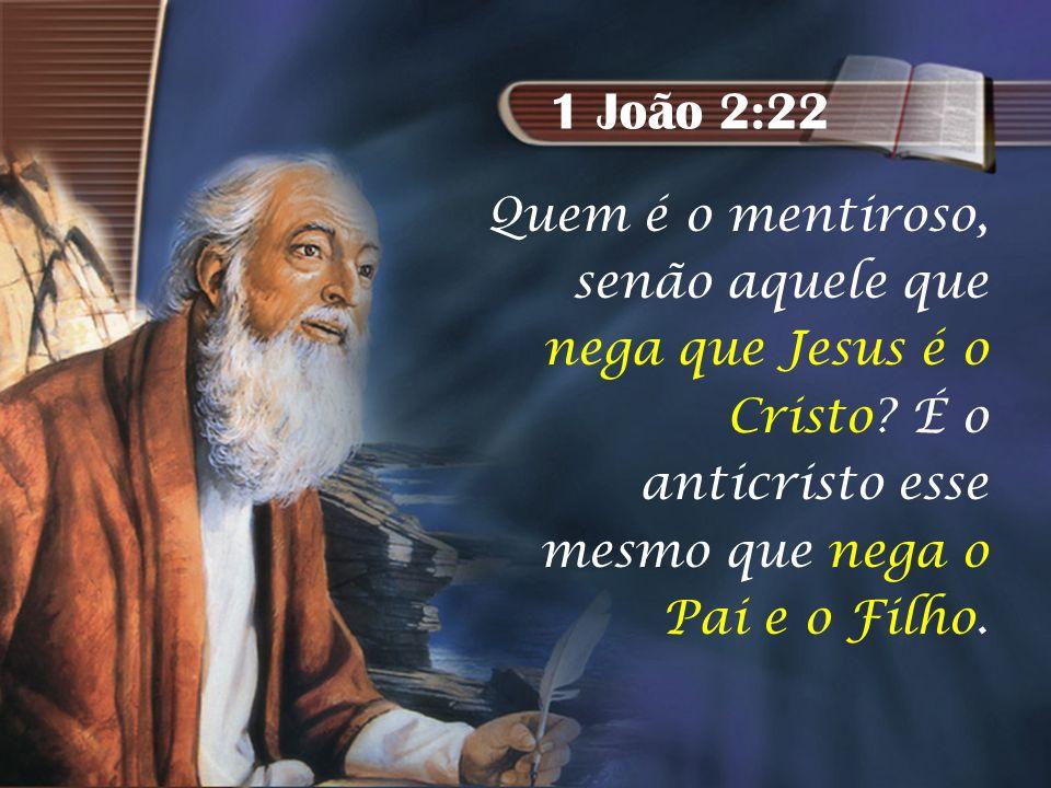 Resultado de imagem para O Anticristo é aquele que nega o Pai e o Filho